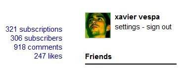 friendfeed followers count