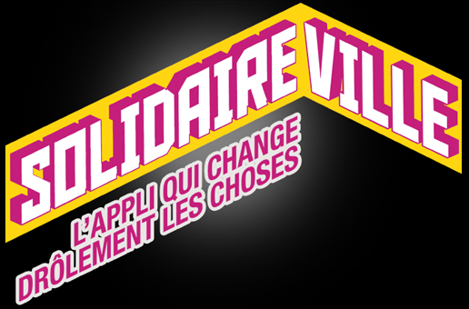 SolidaireVille: L'application pixel art au service de la solidarité sur Facebook