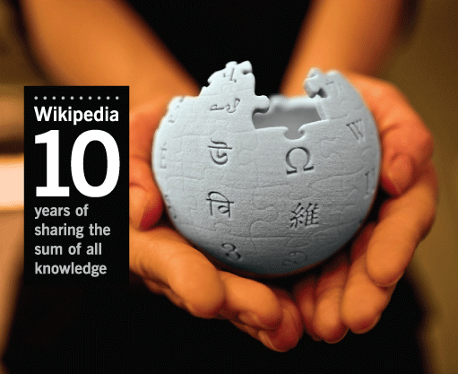 Wikipedia, un exemple de perfection socio-technologique