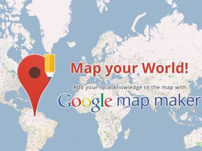 Google coupe les valves de son Map Maker
