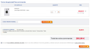 Carrefour fr page commande