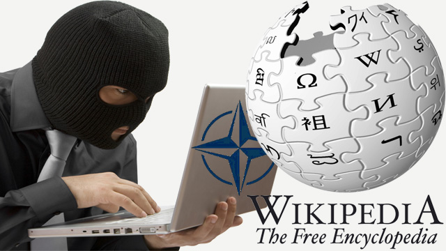wikipedia police manipulation